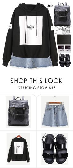 """""""flash of lightning"""" by scarlett-morwenna ❤ liked on Polyvore featuring Polaroid, Muji and vintage"""