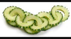 Salatadan Zincir Yapma -Meyve Sanatı