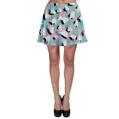 Zora+Skater+Skirt