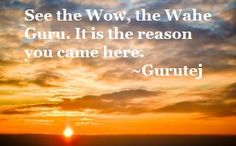 Yes, there's more wow where that came from. http://gurutej.com/blessings-center/classes/