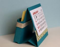 Just Julie B's Stampin' Space: New Year, New Calendar for Friday's Class!