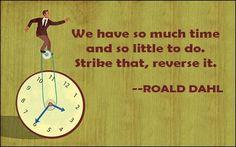poems by roald dahl   Roald Dahl Quote