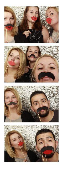 Mustache & Sweet Lips