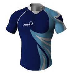 Rugby Shirts and Kits designed and printed within 2 weeks by Scorpion Sports UK