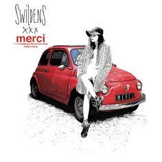 パリ発 SWiLDENS×メルシー 限定コレクション上陸(Fiat 500)