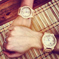 @art_sti: #wewood #watch