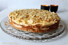 Thank you for eating.: Schwedische Mandeltarta aus der Lecker Bakery + Give Away