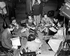 News Photo : Australian actor Errol Flynn, South African-born... Australian Actors, British Actors, Claude Rains, Errol Flynn, Still Image, On Set, Old Hollywood, African, Adventure