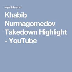 khabib nurmagomedov takedown highlight - youtube eagles, highlights, ios,  wrestling, lucha libre