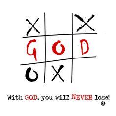 Tic-Tac-Toe Tic Tac Toe, Faith, Christian, God, Dios, Allah, Loyalty, Christians, Believe