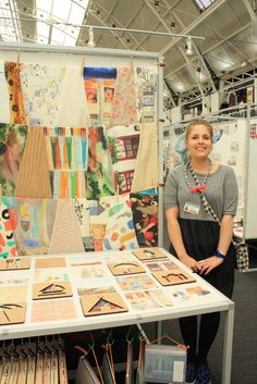 Cherie Armstrong is a Textile Designer from Glasgow School of Art http://blog.artsthread.com/2014/06/designers-14-part-1-textile-print/