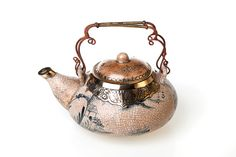 Antique Vietnamese Teapot