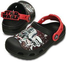 Crocs Dětské pantofle CC Star Wars Darth Vader Clog Black nejlevněji v e-shopu Vivantis.
