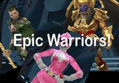 power rangers legacy wars epic warriors