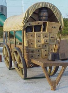 7cfdea7a649 Covered Wagon Indoor and Outdoor playground equipment theme designs from  DunRite Playgrounds http