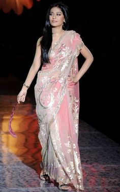 Amrita Rao Style Saree | For More collection of #Celebrity #Saree #Collection