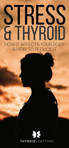 If youre not careful, chronic stress can damage your thyroid functions. Find out how stress and thyroid are related and how you can take better care of yourself. Thyroid Symptoms, Thyroid Diet, Thyroid Issues, Thyroid Cancer, Thyroid Hormone, Thyroid Disease, Thyroid Problems, Hypothyroidism Diet, Buddha