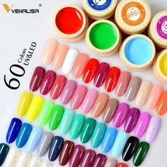 Gel Nail Polish Colors, Gel Polish, Nail Colors, Nail Polishes, Solid Color Nails, Gel Color, Solid Colors, Nail Art Hacks, Nail Art Diy