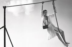 Chanel AD CAMPAIGN Spring/Summer 2012, Photo by Karl Lagerfeld