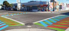 carlos cruz diez - miami crosswalks