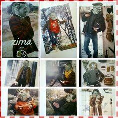 CundA ( cé und a - C&A clothing ) :  Catalogue Winter 2014  /H&A/
