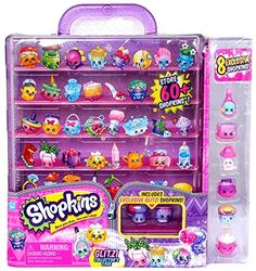 Are you looking for Shopkins toys for your kids this holiday season? This Ultimate Holiday Gift Guide for Kids who Love Shopkins, has everything you need!