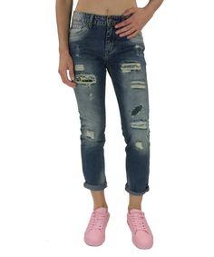 Μεσοκάβαλο τζιν με μπαλώματα Z820 #γυναικείατζιν #παντελόνια #μόδα #γυναίκα #ψηλόμεσατζιν #womensjeans #fashion #style Jeans, Fashion, Moda, Fashion Styles, Gin, Fashion Illustrations, Jeans Pants, Green Jeans, Blue Jeans