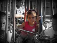 Shea at the State Fair