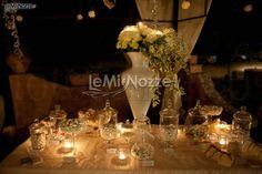 http://www.lemienozze.it/operatori-matrimonio/wedding_planner/organizzazione-matrimoni-sicilia/media/foto/1  Il tavolo della confettata nella sala del ricevimento del matrimonio