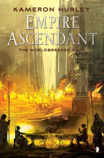 "Read ""Empire Ascendant Worldbreaker Saga by Kameron Hurley available from Rakuten Kobo. Loyalties are tested when worlds collide… Every two thousand years, the dark star Oma appears in the sky, bringing with . Fantasy Books, Sci Fi Fantasy, Fantasy Faction, Blood Mage, Steampunk Book, Best Sci Fi, Dark Star, The Empire Strikes Back, Through The Looking Glass"