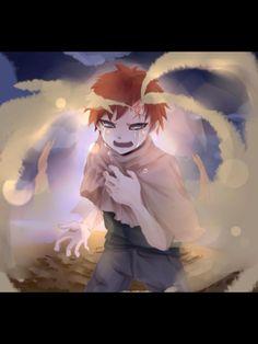 Sabaku no Gaara,5th Kazekage - Naruto