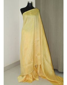 Buy Exclusive Yellow Pure 80 gram Handloom Raw Silk Saree Online Shopping from Paarijaatham Dupion Silk Saree, Raw Silk Saree, Pure Silk Sarees, Georgette Sarees, Silk Sarees Online Shopping, Plain Saree, Mulberry Silk, Saree Collection, Pure Products