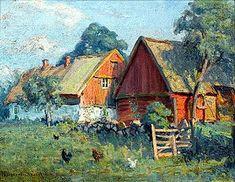 Nikolai Bogdanov-Belsky (1868-1945): The Farm