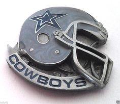 *** DALLAS COWBOYS HELMET *** Novelty NFL Hat Pin P52003 EE