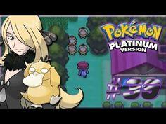 Pokemon Platinum Walkthrough Part 39: Long Adventure Ends, Start Of A Ne...