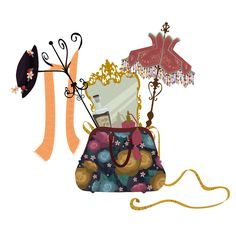 Mary Poppins on Behance Disney Nerd, Arte Disney, Disney Love, Disney Magic, Disney Pixar, Mary Poppins Book, Merry Poppins, Illustrations, Illustration Art