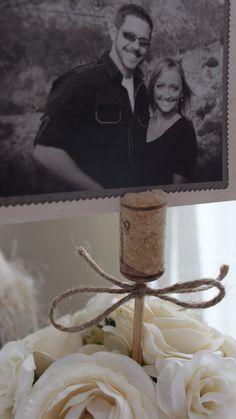 Wine Cork Picture Holder