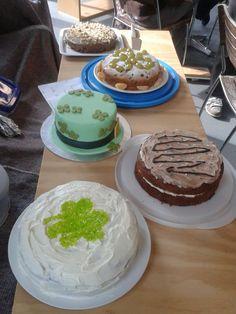 CCC Chelmsford - Irish cakes
