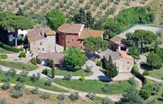 An ancient Borgo (hamlet) dating back to the fourteenth century with tastefully Tuscan style restored apartments and rooms