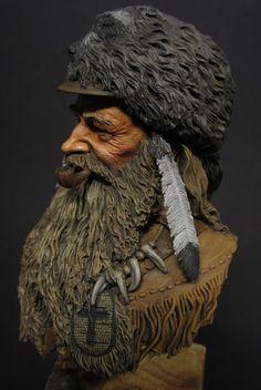Figures: Mountain man, photo #9