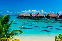 Faire mon voyage de noce en Polynésie Française