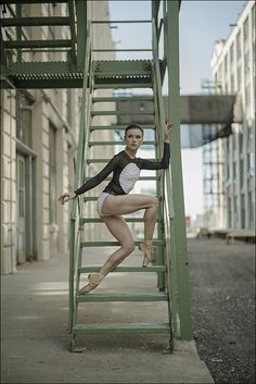 """""""Kiira Koval"""" Irina Dvorovenko - Industry City, Brooklyn """"Flesh and Bone"""" is a brand new limited series set in a ballet company in NYC from EMMY award winning writer Moira Walley-Beckett. All episodes..."""
