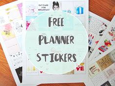 Hello Everyone! This post is for my fellow planner addicts. I decided to make my own stickers from images found on Pinterest. I loved them so much that I decided to share them with you! There are …