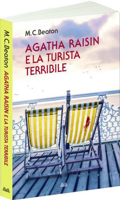 https://flic.kr/p/P1XVr8 | ITALY M.C. Beaton Agatha Raisin e la turista terribile © David et Myrtille / Arcangel