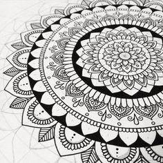 Mandala large