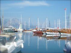 Marina, Kemer, Turkey ~ Capt Sharon Buttemer