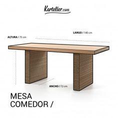 Mesas de carton baratas - Mesa de carton corrugado - Kartelier   Muebles de cartón