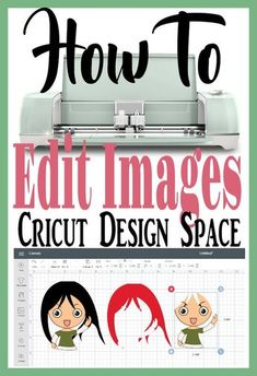 Cricut for Beginners - Learn how to edit images in Cricut Design Space. This will help make Cricut projects even faster. Learn from my mistakes.Fast and easy! - Addicted To Cricut - Cricut Air 2, Cricut Help, Cricut Vinyl, Cricut Mat, Cricut Fonts, Circuit Projects, Vinyl Projects, Diy Craft Projects, Project Ideas