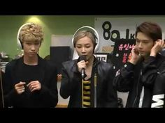 150915 SEVENTEEN SUKIRA Kiss The Radio - Mansae Live - WOOZI'S SCREAM AT THE BEGINING OMG IM IN TEARS + JOSHUA'S REACTION, LIKE WOAH THERE WOAH T_T