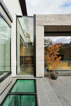 Double Concrete House | Inter Urban Studios | Archinect